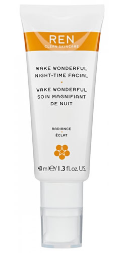 Wake Wonderful Night-Time Facial
